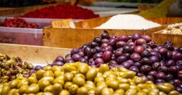 Gewürze auf dem MArkt